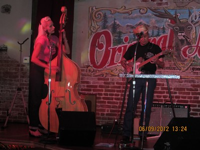 The Hot Rod Trio at Original Mike's