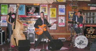 Revved-Up Rockabilly at Goodies, San Clemente