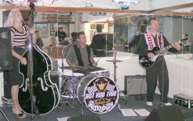 Red Hot Rockabilly at Doheny Saloon, Capo. Beach.